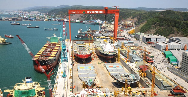 Πρώτη απεργία στο ναυπηγείο της Hyundai μετά από 18 χρόνια! - e-Nautilia.gr | Το Ελληνικό Portal για την Ναυτιλία. Τελευταία νέα, άρθρα, Οπτικοακουστικό Υλικό