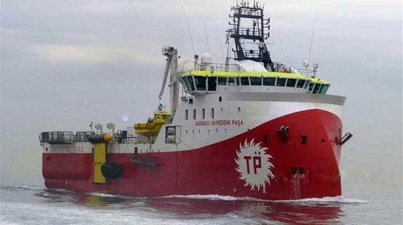 Θέση πήραν οι ΗΠΑ για το τουρκικό ερευνητικό σκάφος «Μπαρμπαρός» - e-Nautilia.gr | Το Ελληνικό Portal για την Ναυτιλία. Τελευταία νέα, άρθρα, Οπτικοακουστικό Υλικό