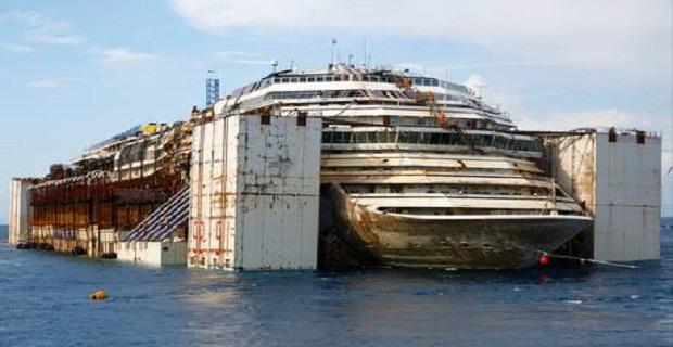 Εντοπίστηκε η τελευταία σορός στο «Costa Concordia» - e-Nautilia.gr | Το Ελληνικό Portal για την Ναυτιλία. Τελευταία νέα, άρθρα, Οπτικοακουστικό Υλικό