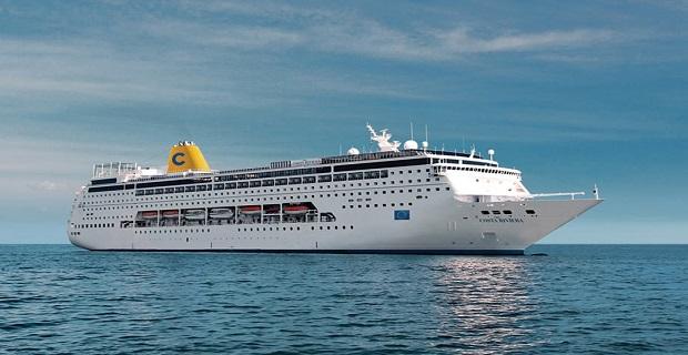 Το Costa NeoRiviera για πρώτη φορά στο λιμάνι του Ηρακλείου - e-Nautilia.gr | Το Ελληνικό Portal για την Ναυτιλία. Τελευταία νέα, άρθρα, Οπτικοακουστικό Υλικό