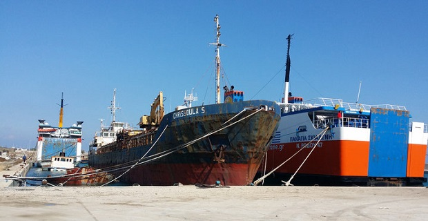 Βυθισμένα και εγκαταλειμμένα πλοία στο καρνάγιο της Ρόδου - e-Nautilia.gr | Το Ελληνικό Portal για την Ναυτιλία. Τελευταία νέα, άρθρα, Οπτικοακουστικό Υλικό