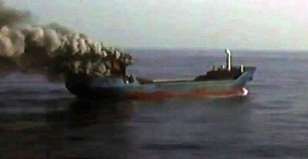 Απoπειράθηκαν να κάψουν 10 τόνους χασίς εν πλω! - e-Nautilia.gr | Το Ελληνικό Portal για την Ναυτιλία. Τελευταία νέα, άρθρα, Οπτικοακουστικό Υλικό