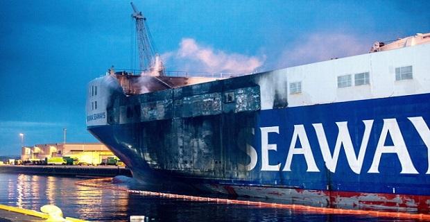 Στο πλήρωμα του «Britannia Seaways» το βραβείο γενναιότητας του IMO - e-Nautilia.gr | Το Ελληνικό Portal για την Ναυτιλία. Τελευταία νέα, άρθρα, Οπτικοακουστικό Υλικό