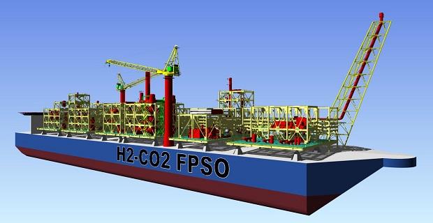 Εγκρίνεται το σχέδιο για νέα πλοία H2/CO2 FPSO! - e-Nautilia.gr | Το Ελληνικό Portal για την Ναυτιλία. Τελευταία νέα, άρθρα, Οπτικοακουστικό Υλικό