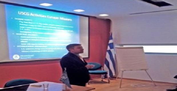 Ολοκληρώθηκε το σεμινάριο της HELMEPA στη NEDA Maritime - e-Nautilia.gr | Το Ελληνικό Portal για την Ναυτιλία. Τελευταία νέα, άρθρα, Οπτικοακουστικό Υλικό