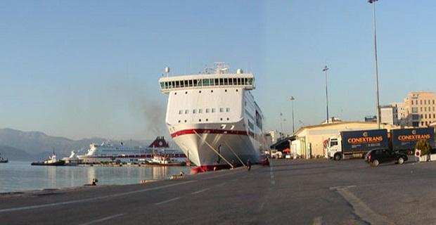 Νέο χαράτσι στα φορτηγά που διακινούνται στις γραμμές Πάτρας – Ιταλίας - e-Nautilia.gr | Το Ελληνικό Portal για την Ναυτιλία. Τελευταία νέα, άρθρα, Οπτικοακουστικό Υλικό