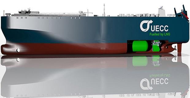 Το πρώτο πλοίο μεταφοράς αυτοκινήτων κινούμενο με LNG! - e-Nautilia.gr | Το Ελληνικό Portal για την Ναυτιλία. Τελευταία νέα, άρθρα, Οπτικοακουστικό Υλικό