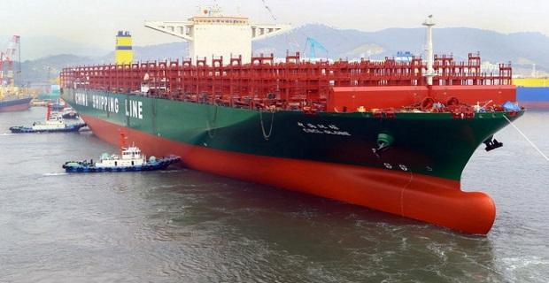 Έτοιμο το μεγαλύτερο πλοίο container στον κόσμο μήκους 400 μέτρων! [pics] - e-Nautilia.gr | Το Ελληνικό Portal για την Ναυτιλία. Τελευταία νέα, άρθρα, Οπτικοακουστικό Υλικό