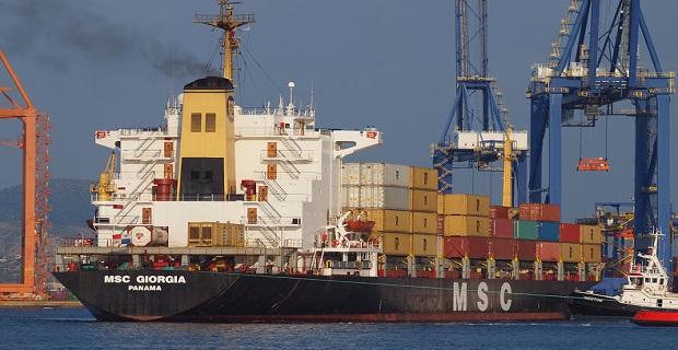 Πρόσκρουση πλοίου με γερανογέφυρα στη Θεσσαλονίκη - e-Nautilia.gr | Το Ελληνικό Portal για την Ναυτιλία. Τελευταία νέα, άρθρα, Οπτικοακουστικό Υλικό