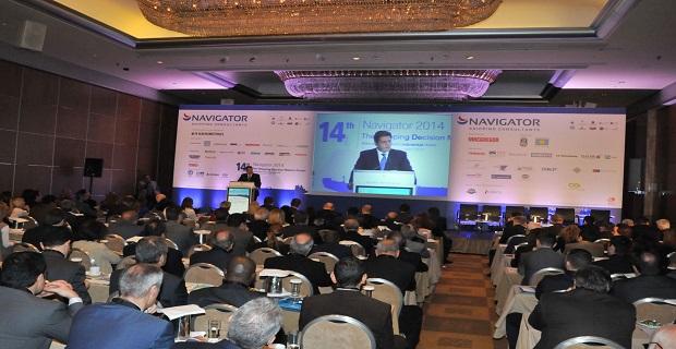 Έναρξη του 14ου ναυτιλιακού συνεδρίου Navigator 2014 - e-Nautilia.gr | Το Ελληνικό Portal για την Ναυτιλία. Τελευταία νέα, άρθρα, Οπτικοακουστικό Υλικό