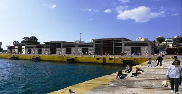 ΟΛΠ: Προχωρά η αποκατάσταση της «Πέτρινης Αποθήκης» - e-Nautilia.gr | Το Ελληνικό Portal για την Ναυτιλία. Τελευταία νέα, άρθρα, Οπτικοακουστικό Υλικό