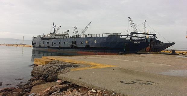 Εντοπίστηκε πλοίο με 54 εκατ. λαθραία τσιγάρα στα Μέγαρα [pics] - e-Nautilia.gr | Το Ελληνικό Portal για την Ναυτιλία. Τελευταία νέα, άρθρα, Οπτικοακουστικό Υλικό