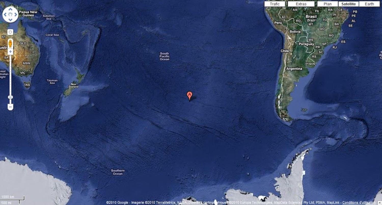 Ποιό σημείο απέχει περισσότερο από τη στεριά; - e-Nautilia.gr | Το Ελληνικό Portal για την Ναυτιλία. Τελευταία νέα, άρθρα, Οπτικοακουστικό Υλικό