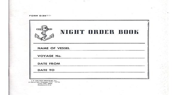 Μεγαλύτερη προσοχή συνιστά το P&I του Λονδίνου αναφορικά με τα masters night order - e-Nautilia.gr   Το Ελληνικό Portal για την Ναυτιλία. Τελευταία νέα, άρθρα, Οπτικοακουστικό Υλικό