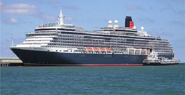 Το «Queen Elizabeth» στο λιμάνι του Ηρακλείου - e-Nautilia.gr   Το Ελληνικό Portal για την Ναυτιλία. Τελευταία νέα, άρθρα, Οπτικοακουστικό Υλικό