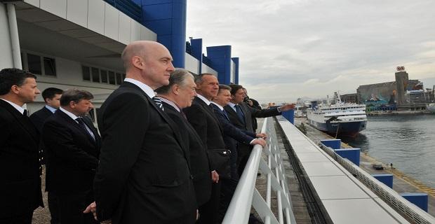Ρώσικο ενδιαφέρον για τα λιμάνια - e-Nautilia.gr | Το Ελληνικό Portal για την Ναυτιλία. Τελευταία νέα, άρθρα, Οπτικοακουστικό Υλικό