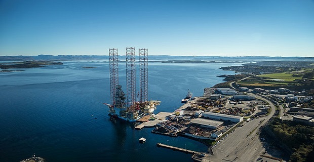 Έτοιμη η μεγαλύτερη πλωτή εξέδρα jack-up rig παγκοσμίως [video+pics] - e-Nautilia.gr | Το Ελληνικό Portal για την Ναυτιλία. Τελευταία νέα, άρθρα, Οπτικοακουστικό Υλικό