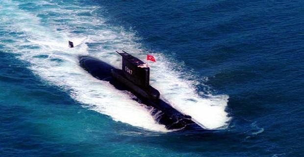 Σενάρια ανθυποβρυχιακού πολέμου εκτελούν οι Τούρκοι νότια του Καστελόριζου - e-Nautilia.gr | Το Ελληνικό Portal για την Ναυτιλία. Τελευταία νέα, άρθρα, Οπτικοακουστικό Υλικό