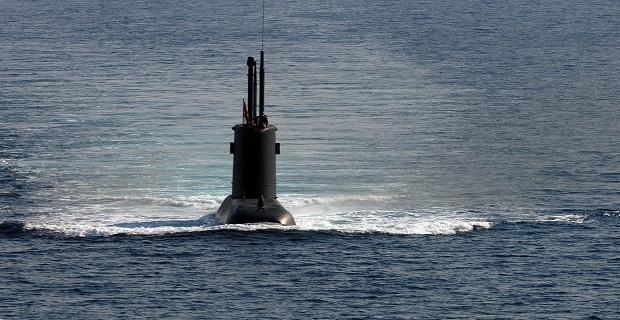 """Τουρκικό υποβρύχιο """"αλώνισε"""" στα κυπριακά χωρικά ύδατα - e-Nautilia.gr   Το Ελληνικό Portal για την Ναυτιλία. Τελευταία νέα, άρθρα, Οπτικοακουστικό Υλικό"""