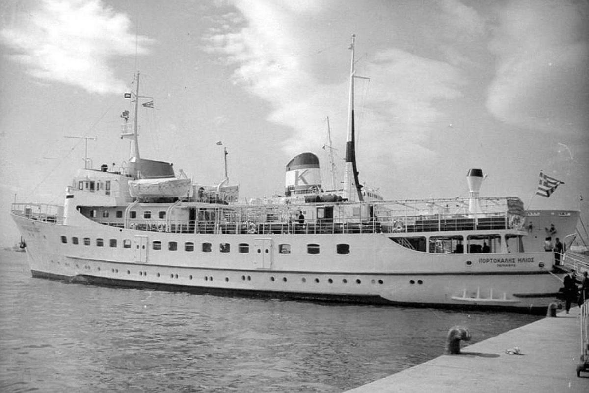 Πορτοκαλής Ήλιος: Το πλοίο που άφησε εποχή στη γραμμή του Σαρωνικού (video+photos) - e-Nautilia.gr   Το Ελληνικό Portal για την Ναυτιλία. Τελευταία νέα, άρθρα, Οπτικοακουστικό Υλικό