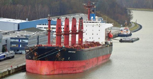 Ελληνικό πλοίο με πολλές παραλήψεις υπό κράτηση στο Κίελο - e-Nautilia.gr | Το Ελληνικό Portal για την Ναυτιλία. Τελευταία νέα, άρθρα, Οπτικοακουστικό Υλικό