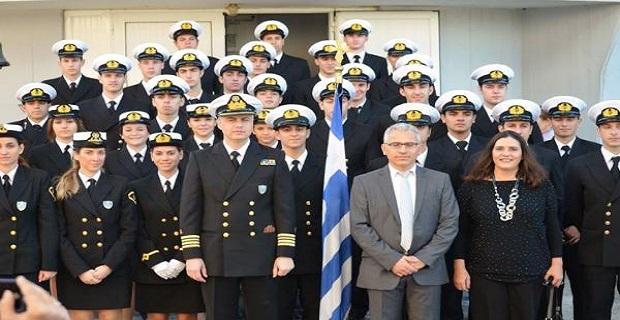 Τελετή υποδοχής των νέων σπουδαστών της ΑΕΝ Αργοστολίου [pics] - e-Nautilia.gr | Το Ελληνικό Portal για την Ναυτιλία. Τελευταία νέα, άρθρα, Οπτικοακουστικό Υλικό