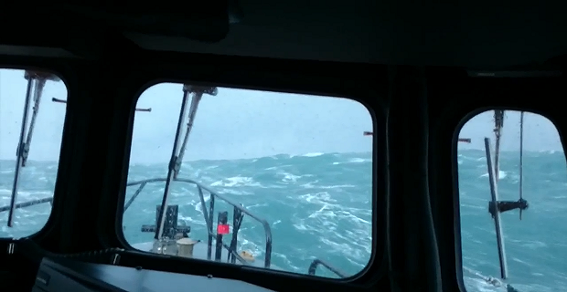 Διάσωση αλιευτικού υπό αντίξοες καιρικές συνθήκες [video] - e-Nautilia.gr | Το Ελληνικό Portal για την Ναυτιλία. Τελευταία νέα, άρθρα, Οπτικοακουστικό Υλικό