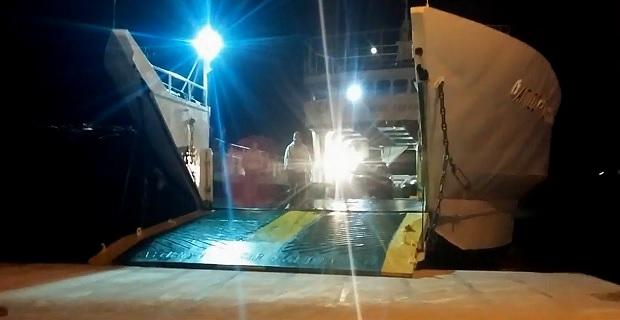 Δύσκολη η προσέγγιση του φέρυ μποτ στο Αργοστόλι- Μετά από τρείς προσπάθειες έδεσε [video] - e-Nautilia.gr | Το Ελληνικό Portal για την Ναυτιλία. Τελευταία νέα, άρθρα, Οπτικοακουστικό Υλικό