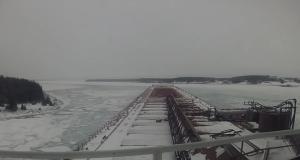Η ζωή του ναυτικού το χειμώνα [video]