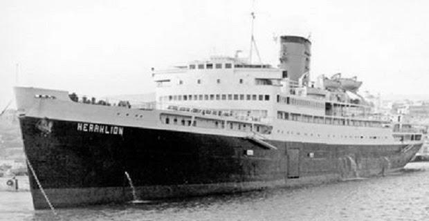 Το τραγικό ναυάγιο του «Ηράκλειον» που βύθισε στην οδύνη τα Χανιά (Photos) - e-Nautilia.gr | Το Ελληνικό Portal για την Ναυτιλία. Τελευταία νέα, άρθρα, Οπτικοακουστικό Υλικό