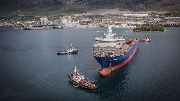 «Jumpo Kinetic»: Ένα από τα μεγαλύτερα πλοία μεταφοράς μεγάλων βαρών στον κόσμο (Video+Photos) - e-Nautilia.gr | Το Ελληνικό Portal για την Ναυτιλία. Τελευταία νέα, άρθρα, Οπτικοακουστικό Υλικό