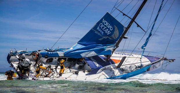 Δείτε την στιγμή της προσάραξης σκάφους με ταχύτητα 19 κόμβων! [video] - e-Nautilia.gr | Το Ελληνικό Portal για την Ναυτιλία. Τελευταία νέα, άρθρα, Οπτικοακουστικό Υλικό