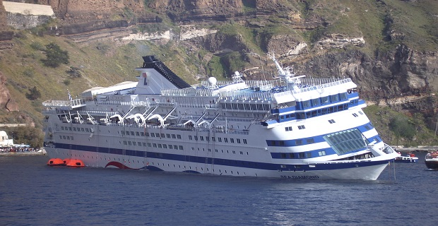 Ποιος θα ανελκύσει το Sea Diamond; - e-Nautilia.gr | Το Ελληνικό Portal για την Ναυτιλία. Τελευταία νέα, άρθρα, Οπτικοακουστικό Υλικό