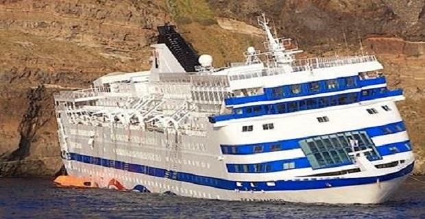 Η μπαλάντα του «Sea Diamond» [video] - e-Nautilia.gr | Το Ελληνικό Portal για την Ναυτιλία. Τελευταία νέα, άρθρα, Οπτικοακουστικό Υλικό