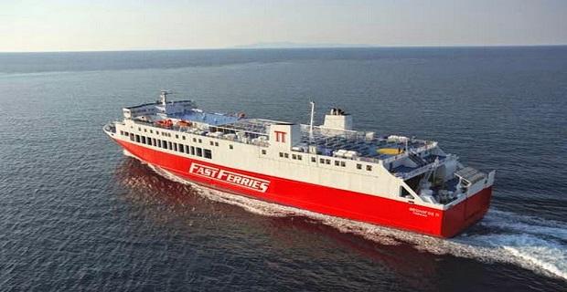 Tα νέα δρομολόγια της Fast Ferries για το 2015 - e-Nautilia.gr | Το Ελληνικό Portal για την Ναυτιλία. Τελευταία νέα, άρθρα, Οπτικοακουστικό Υλικό