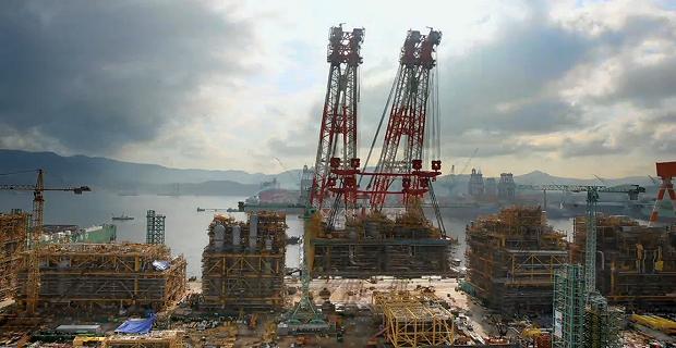 Νέο βίντεο από την κατασκευή του μοναδικού πλοίου «Prelude FLNG» - e-Nautilia.gr   Το Ελληνικό Portal για την Ναυτιλία. Τελευταία νέα, άρθρα, Οπτικοακουστικό Υλικό