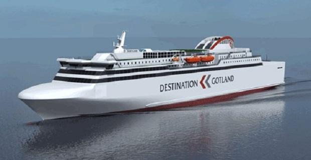 Το πρώτο κινούμενο με LNG υψηλής ταχύτητας RoPax πλοίο στον κόσμο! - e-Nautilia.gr | Το Ελληνικό Portal για την Ναυτιλία. Τελευταία νέα, άρθρα, Οπτικοακουστικό Υλικό