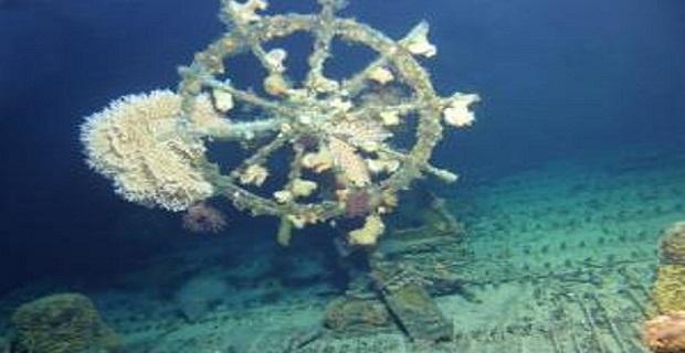 Πλοίο-φάντασμα ανακαλύφθηκε στον Ειρηνικό (Photos) - e-Nautilia.gr | Το Ελληνικό Portal για την Ναυτιλία. Τελευταία νέα, άρθρα, Οπτικοακουστικό Υλικό