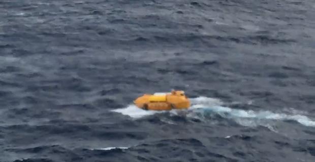 Δείτε το βίντεο με την διάσωση επιβάτη που έπεσε στη θάλασσα - e-Nautilia.gr | Το Ελληνικό Portal για την Ναυτιλία. Τελευταία νέα, άρθρα, Οπτικοακουστικό Υλικό