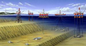 Η μεγαλύτερη πλατφόρμα εξόρυξης πετρελαίου στον κόσμο! [video+pics]