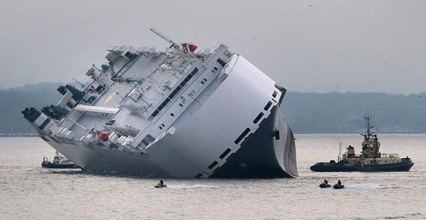 Range Rovers και Jaguar αξίας πάνω από 150 εκ. δολάρια έχει το πλοίο που προσάραξε! - e-Nautilia.gr | Το Ελληνικό Portal για την Ναυτιλία. Τελευταία νέα, άρθρα, Οπτικοακουστικό Υλικό