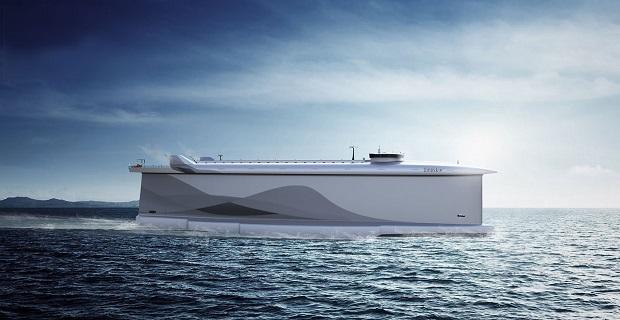 Αεροκινούμενο φορτηγό πλοίο εγκαινιάζει τη νέα εποχή! - e-Nautilia.gr | Το Ελληνικό Portal για την Ναυτιλία. Τελευταία νέα, άρθρα, Οπτικοακουστικό Υλικό