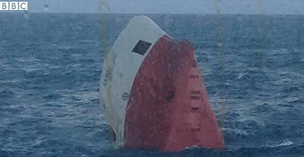 Ανατροπή Κυπριακού πλοίου με 8 αγνοούμενους - e-Nautilia.gr | Το Ελληνικό Portal για την Ναυτιλία. Τελευταία νέα, άρθρα, Οπτικοακουστικό Υλικό