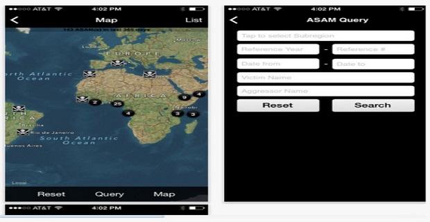 ASAM: Mια αντιπειρατική εφαρμογή διαθέσιμη σε κινητά - e-Nautilia.gr | Το Ελληνικό Portal για την Ναυτιλία. Τελευταία νέα, άρθρα, Οπτικοακουστικό Υλικό