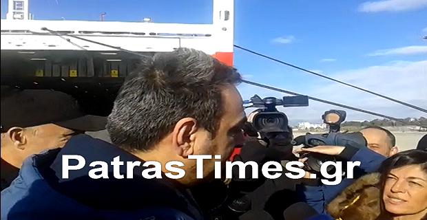 «Το πλοίο ήταν υπερσύγχρονο και καινούριο» δήλωσε ο αρχιθαλαμηπόλος του «Norman Alantic» - e-Nautilia.gr   Το Ελληνικό Portal για την Ναυτιλία. Τελευταία νέα, άρθρα, Οπτικοακουστικό Υλικό