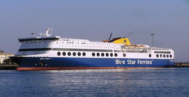 Στην γραμμή του Ηρακλείου το «Blue Star 1» - e-Nautilia.gr | Το Ελληνικό Portal για την Ναυτιλία. Τελευταία νέα, άρθρα, Οπτικοακουστικό Υλικό