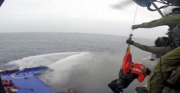 Ποιοί είναι οι «ιπτάμενοι σωτήρες» των θαλασσών - e-Nautilia.gr | Το Ελληνικό Portal για την Ναυτιλία. Τελευταία νέα, άρθρα, Οπτικοακουστικό Υλικό