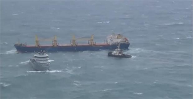 Ακυβέρνητο έμεινε Ελληνικής πλοιοκτησίας πλοίο στην Αλγερία [video] - e-Nautilia.gr | Το Ελληνικό Portal για την Ναυτιλία. Τελευταία νέα, άρθρα, Οπτικοακουστικό Υλικό