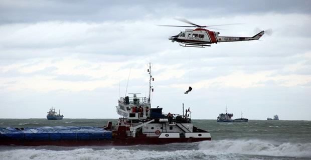 Φορτηγό πλοίο προσάραξε στα ανοιχτά της Σαμψούντας [pics+vid] - e-Nautilia.gr | Το Ελληνικό Portal για την Ναυτιλία. Τελευταία νέα, άρθρα, Οπτικοακουστικό Υλικό