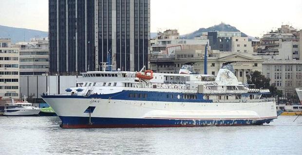 Έφθασε στο λιμάνι του Πειραιά το «Ιονίς» [video] - e-Nautilia.gr | Το Ελληνικό Portal για την Ναυτιλία. Τελευταία νέα, άρθρα, Οπτικοακουστικό Υλικό